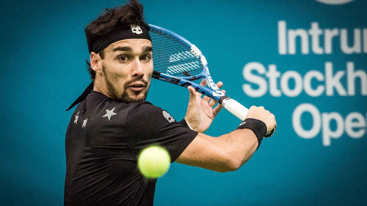 Photo of Fabio Fognini is the sixth name confirmed at the Estoril Open