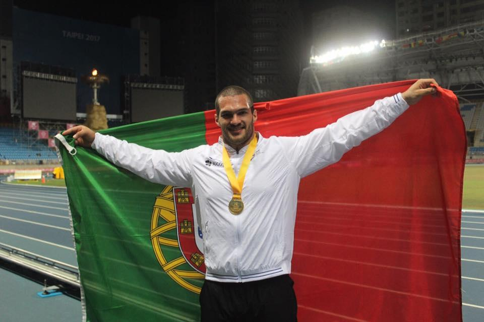 Photo of Francisco Belo wins gold in weight in the European Cup of launches