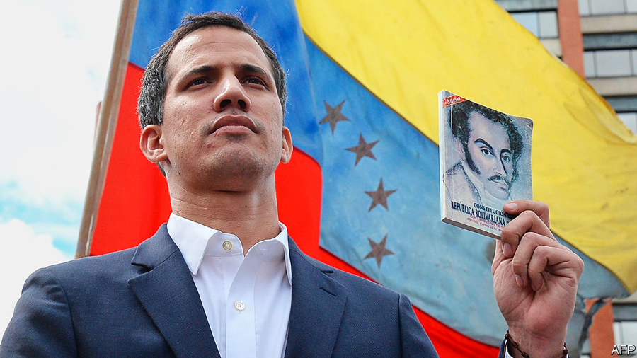 Photo of Portuguese founder of Guaidó party fights for a better Venezuela