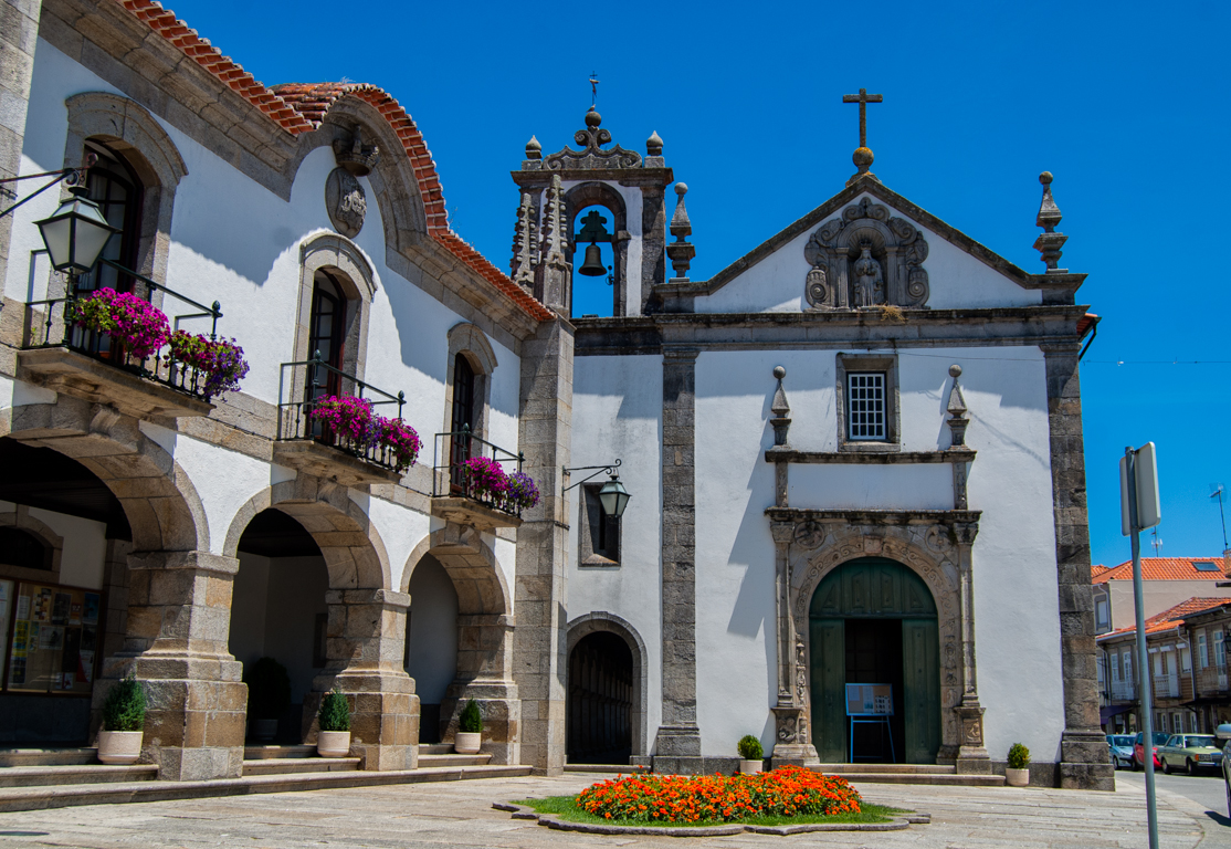 Photo of Church of Caminha classified as Monument of Public Interest