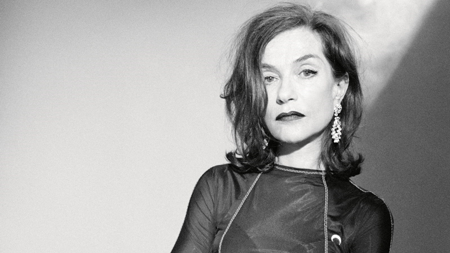 Photo of Actress Isabelle Huppert and director Robert Wilson will be in Almada