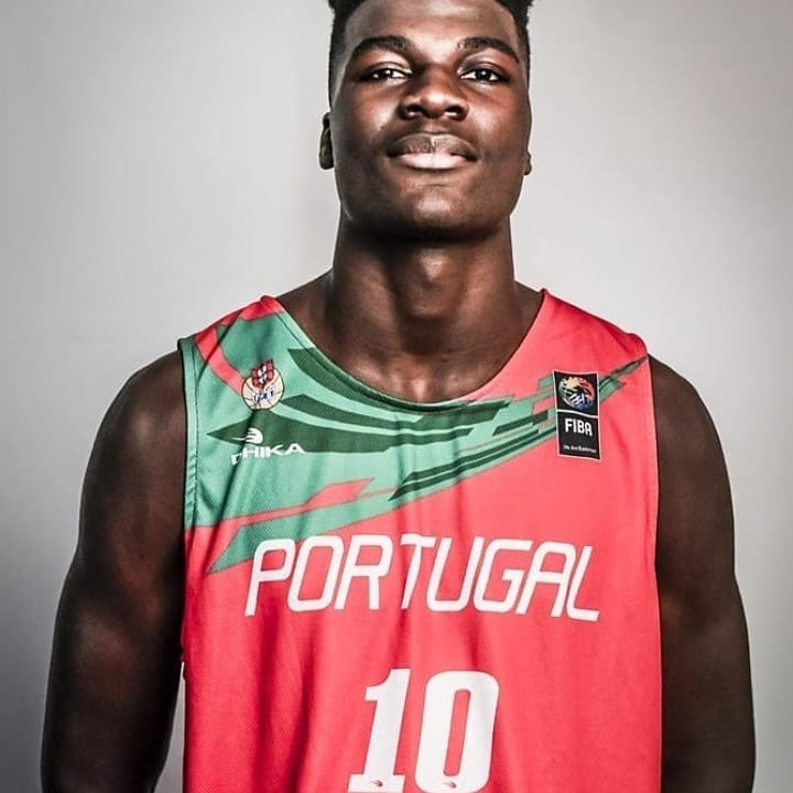 Photo of Young Portuguese was observed by six NBA teams