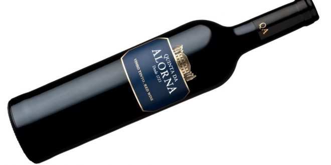 Photo of Quinta da Alorna Tinto 2016 is a gold medal in international competition