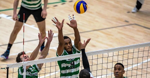 Photo of Sporting eliminated in the Volleyball Challenge Cup semi-finals
