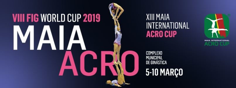 Photo of Double gold for Portugal in the World Cup of acrobatic gymnastics