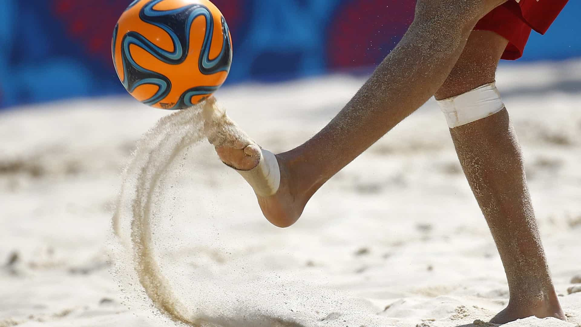 Photo of Bruno Torres sees Braga and Portugal at the top of the beach soccer world