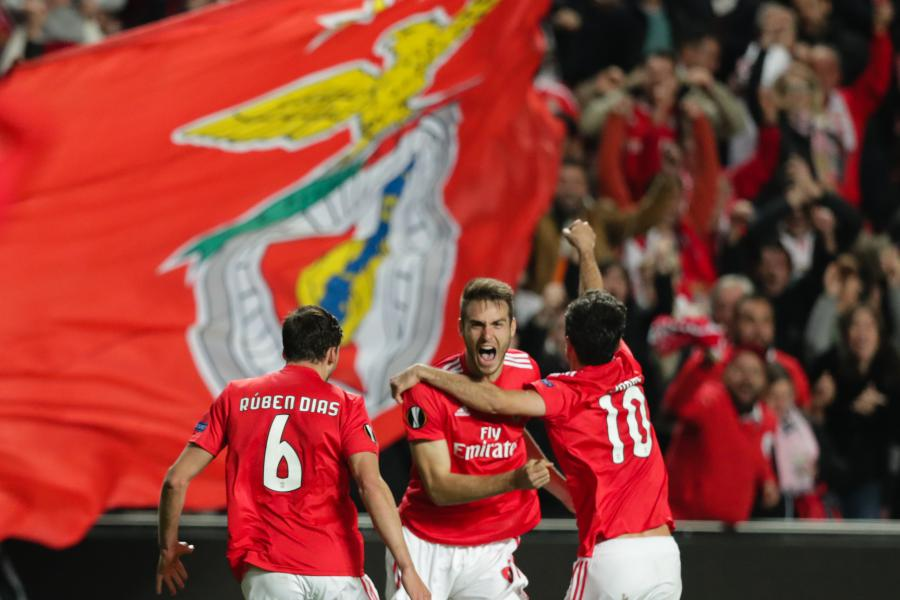 Photo of Benfica is the most represented team in the eleven of the week of the Europa League