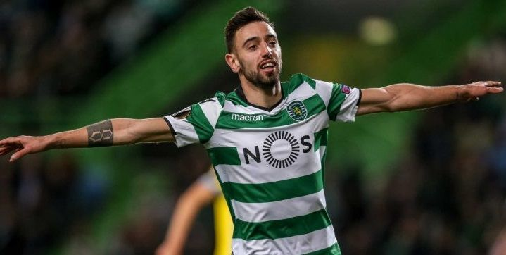 Photo of Bessa leaves Bruno Fernandes closer to being the mid-century in Europe