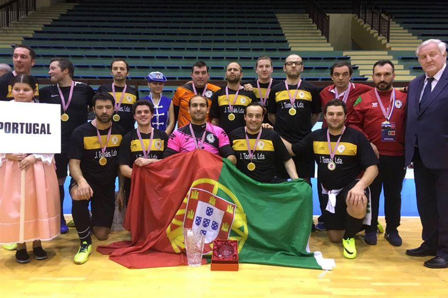 Photo of Portuguese national Priest team revalidates European futsal title