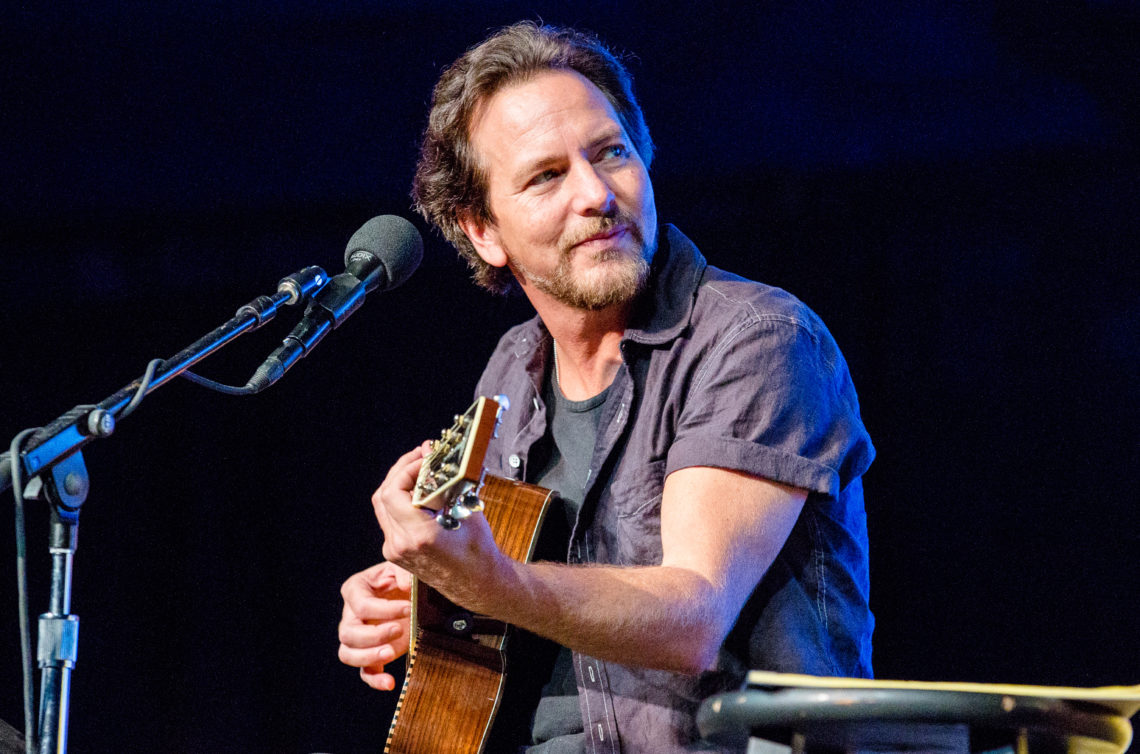 Photo of Eddie Vedder returns to Portugal for a concert in his own name