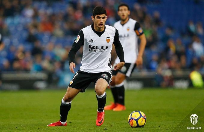 Photo of Gonçalo Guedes saves Valencia in the Europa League with 90 + 3 goals