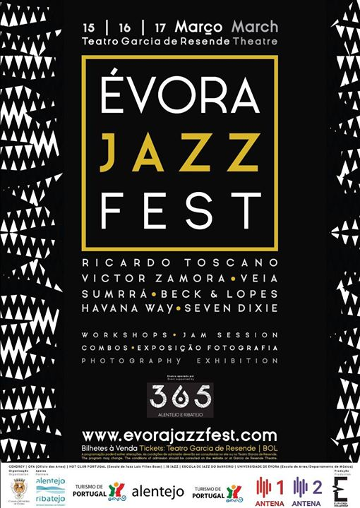 Photo of Évora Jazz Fest 2019