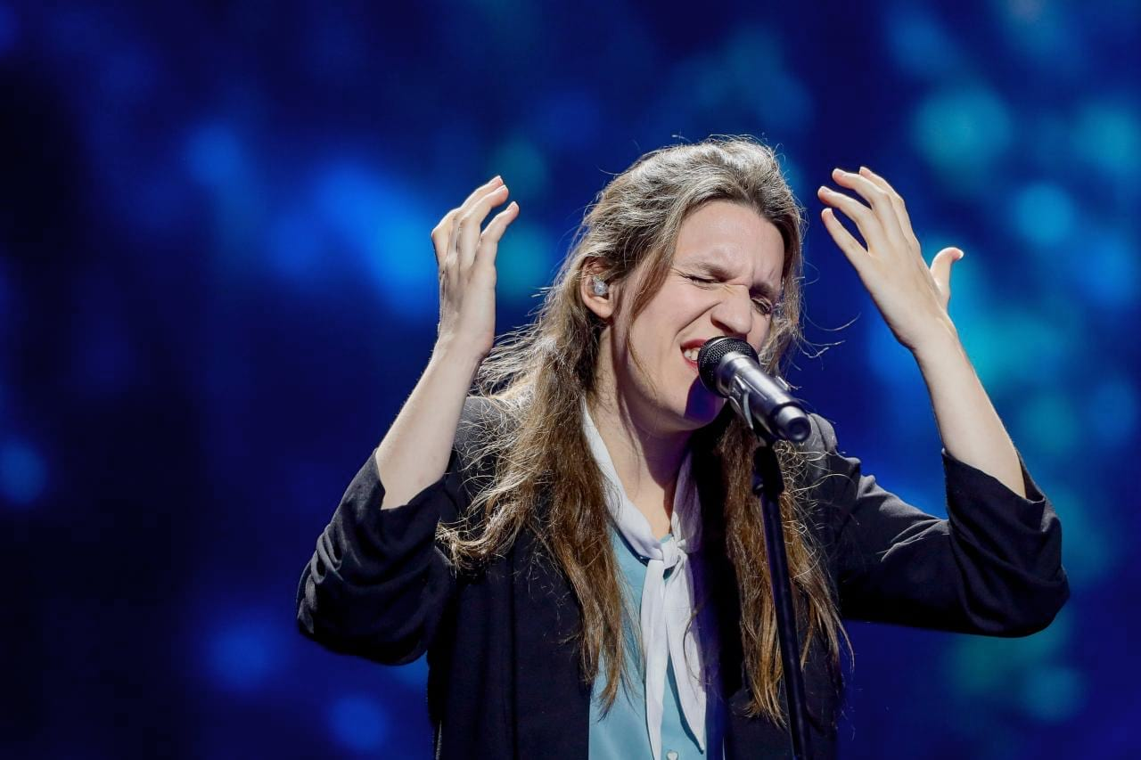 Photo of Luísa Sobral debuts in Italy