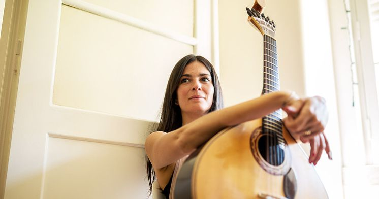 Photo of Marta Pereira da Costa starts touring the United States