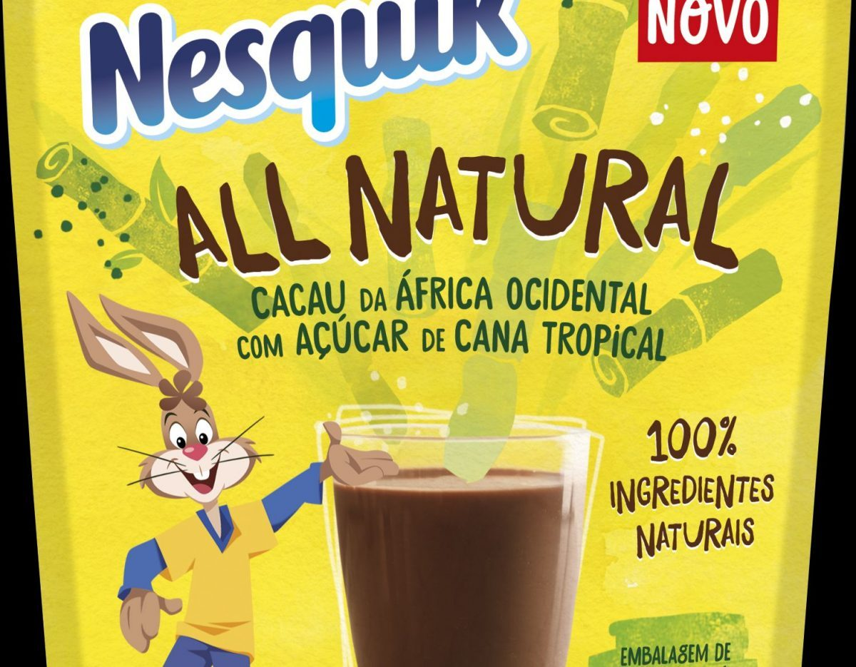 Photo of Nesquik in recycled paper packaging will arrive in Portugal