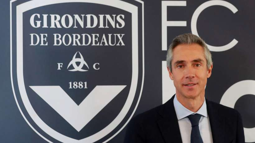 "Photo of Paulo Sousa promises ""ambitious project"" at a presentation in Bordeaux"