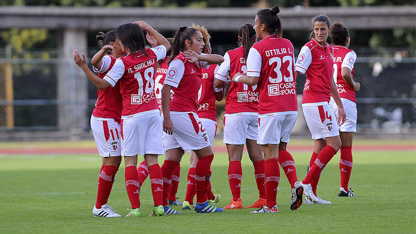 Photo of Sp. Braga and Benfica meet in the socks of the Portuguese Women's Cup