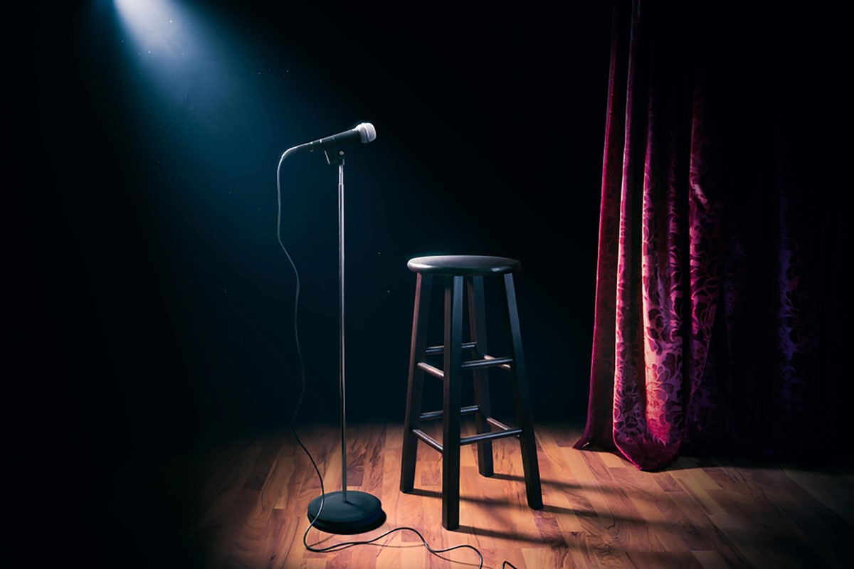 Photo of APRIL 6th | Stand-up Comedy – Its cheaper than therapy