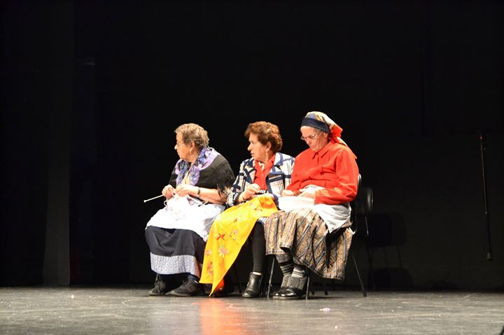 Photo of The theater has no age- Celebration of World Theater Day