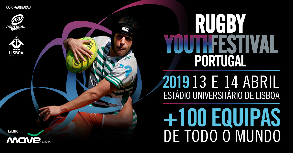 Photo of The biggest rugby tournament in Europe brings three thousand young people to Lisbon