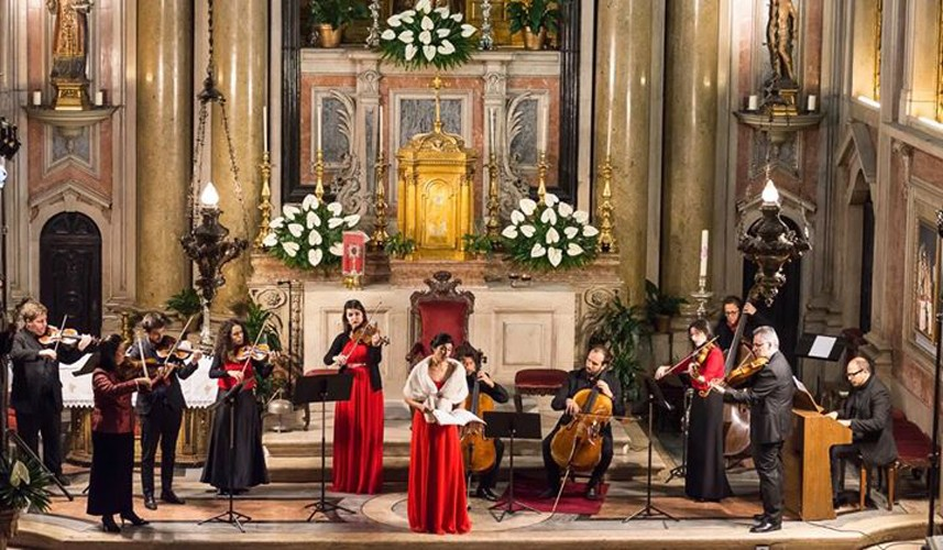 Photo of APRIL 20th | Easter Concert – Camerata Atlântica