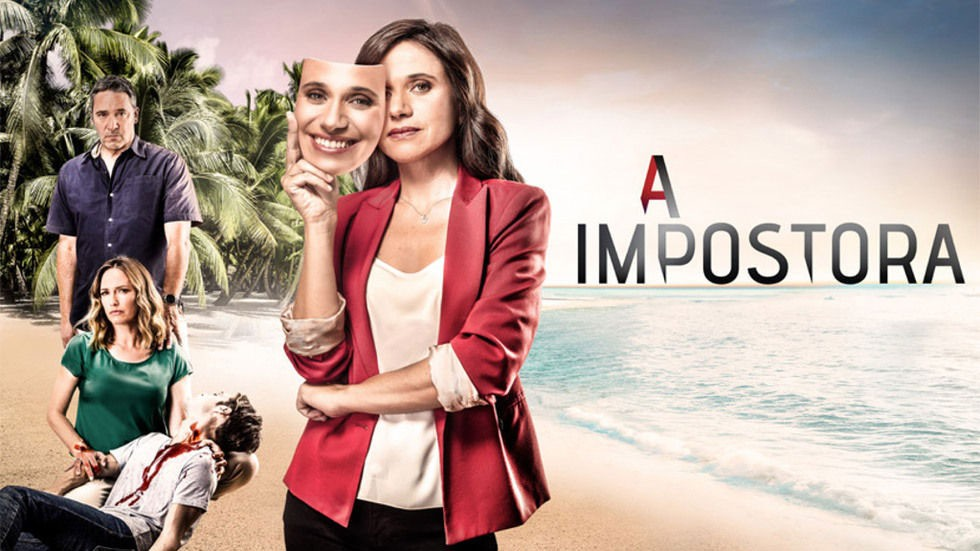 Photo of Portuguese novel 'A Impostora' debuts at TF1 in France
