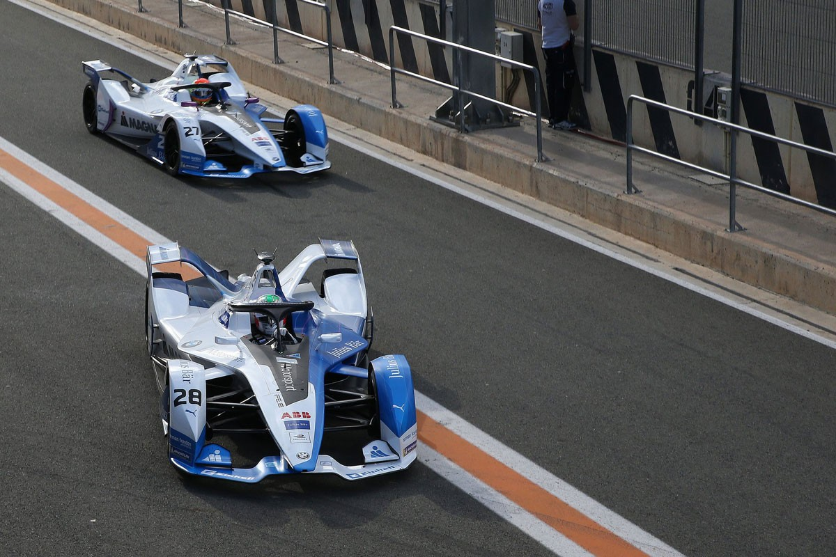 Photo of Félix da Costa finishes Formula E season in sixth place