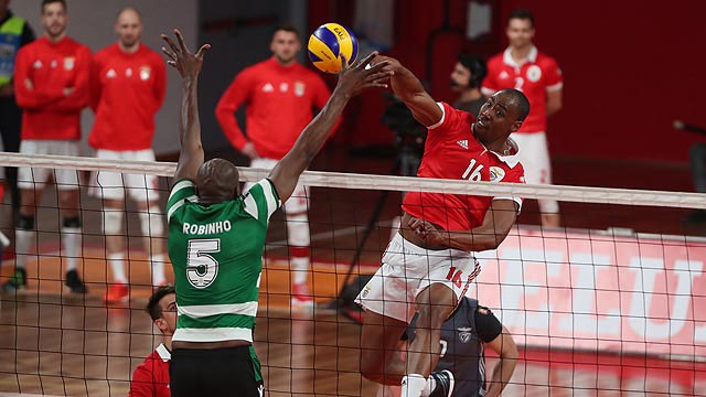 Photo of Benfica beat Sporting and final volleyball playoff is a draw