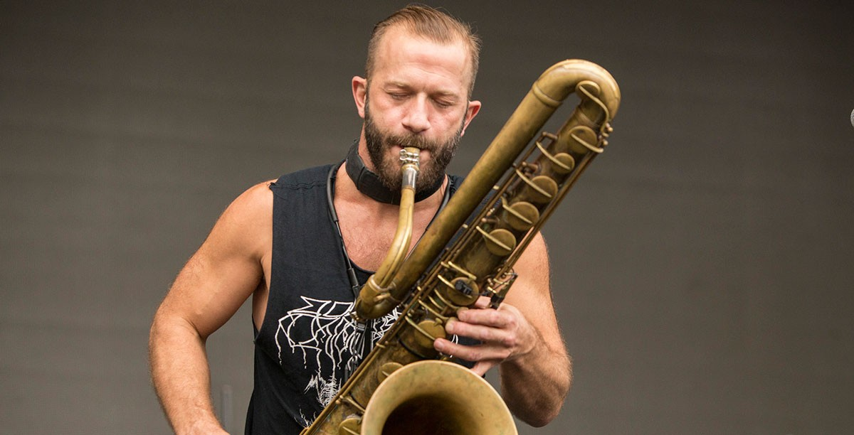 Photo of Colin Stetson brings new songs to three concerts in Portugal