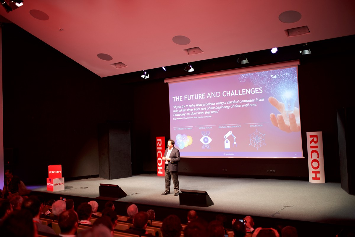 Photo of Ricoh Portugal presents the strategy for 2019 in Lisbon