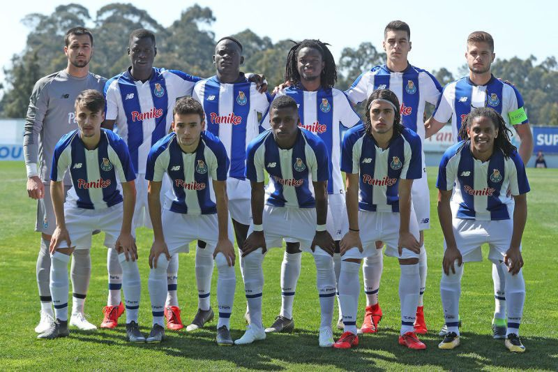 Photo of FC Porto beat Midtjylland and are in the UEFA Youth League semi-finals