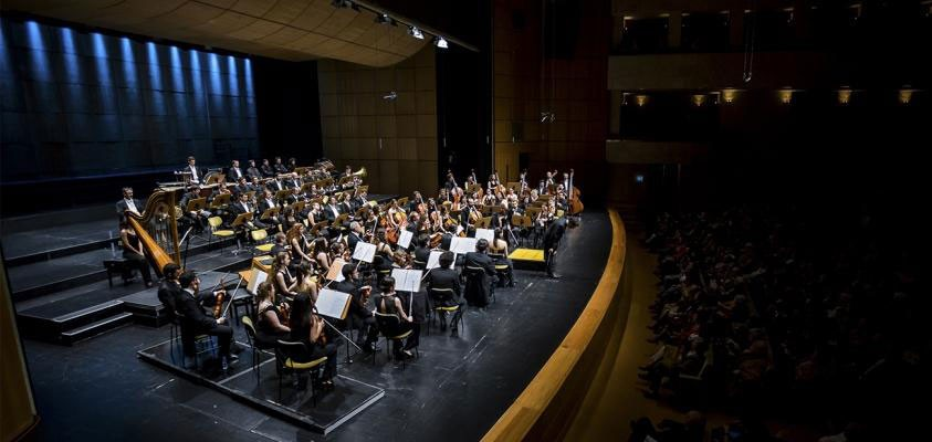 Photo of Metropolitan Orchestra plays at Religious Music Week in Spain