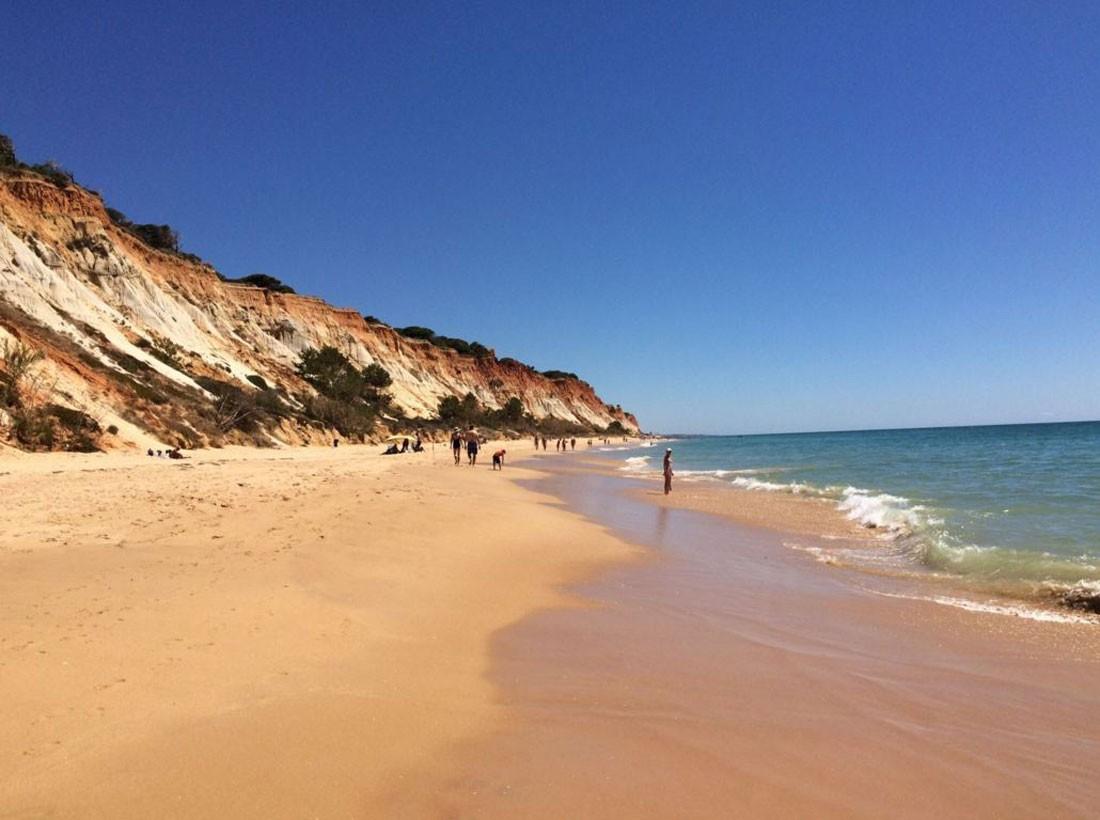 Photo of Praia da Falésia(Albufeira)
