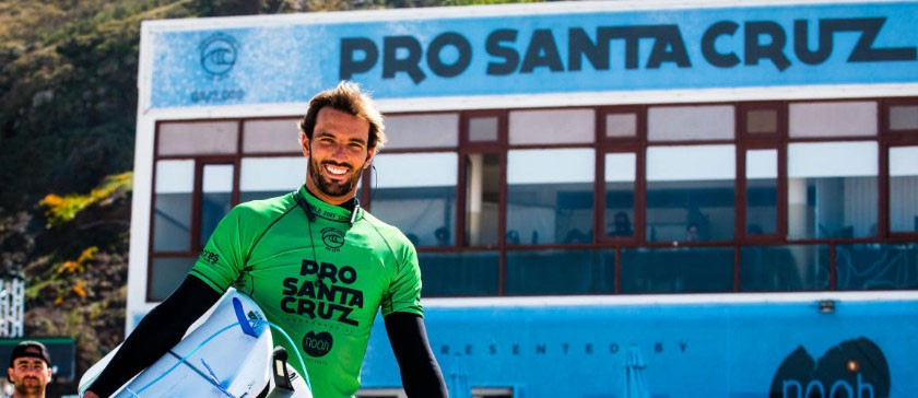 Photo of Frederico Morais conquers Pro Santa Cruz