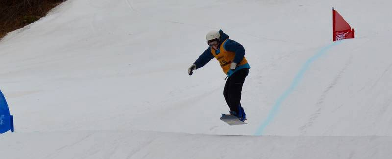Photo of Alpine Skiing and Snowboarding Championships are held on Saturday
