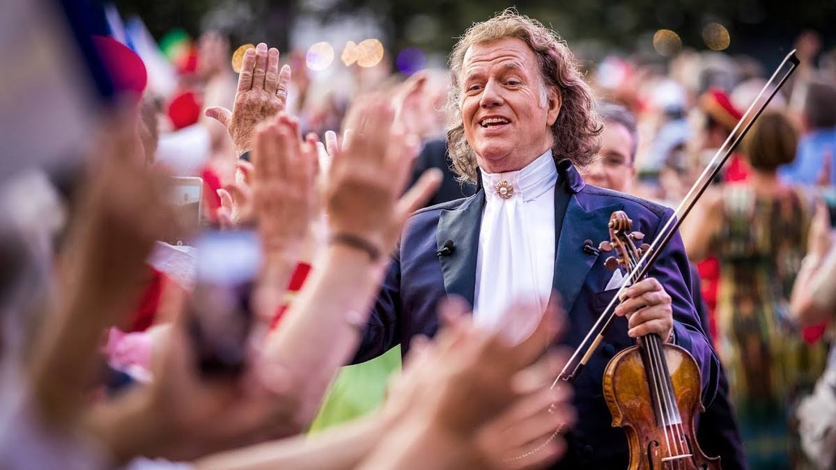 Photo of André Rieu starts second concert series today at Altice Arena