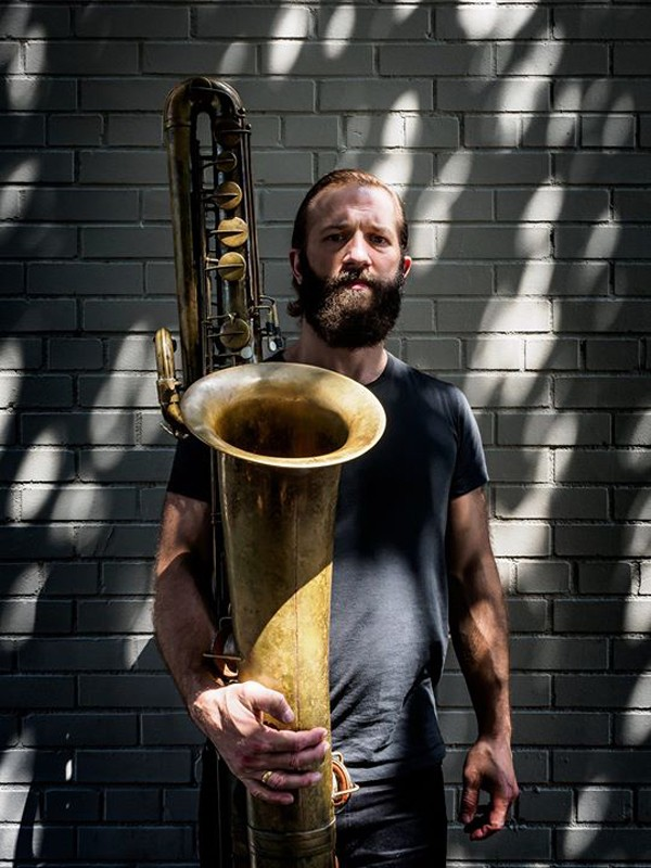 Photo of APRIL 7th | Colin Stetson presents All this I do for glory