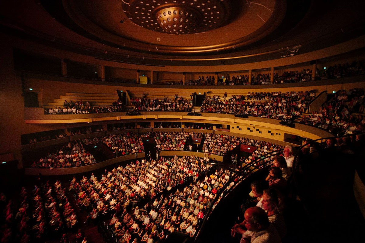 Photo of Porto Ageas Coliseum hosts debut of the Dias da Música Festival in Porto