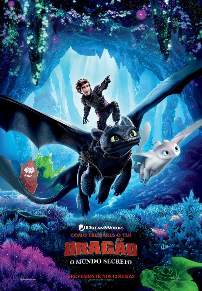 Photo of APRIL 7th | How to train your dragon – children's cinema