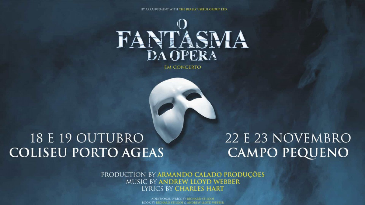 Photo of The Phantom of the Opera' arrives in Portugal this year. And there are already dates