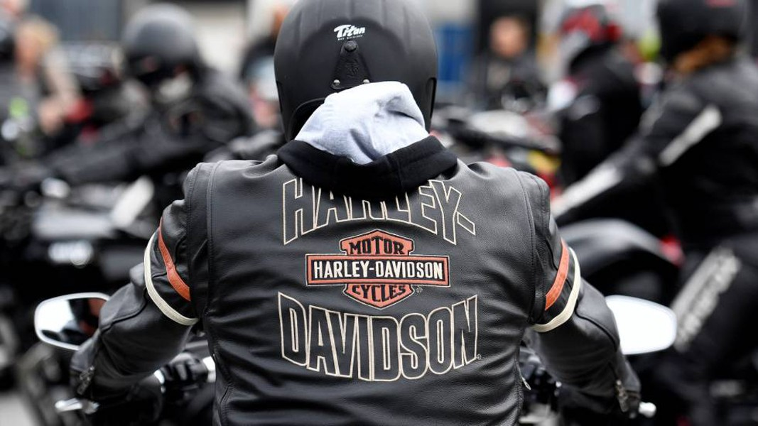 Photo of Harley-Davidson uses Android Auto for its Touring line