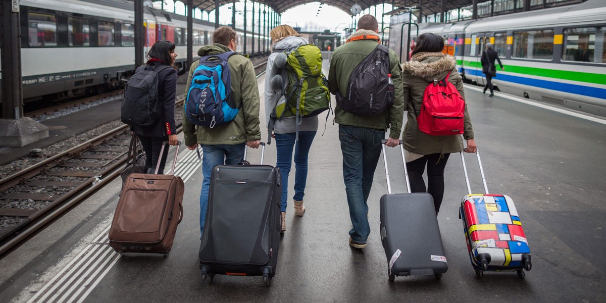 Photo of Free interrail trips for young people in Europe