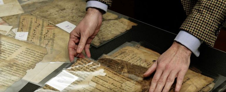 Photo of Spain publishes emblematic manuscript of Portuguese medieval literature