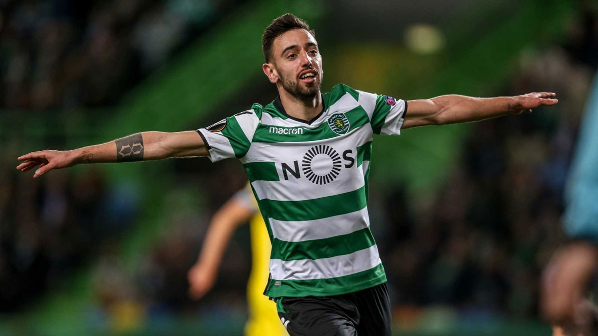 Photo of I Liga: Bruno Fernandes elected the best of the month for the third time