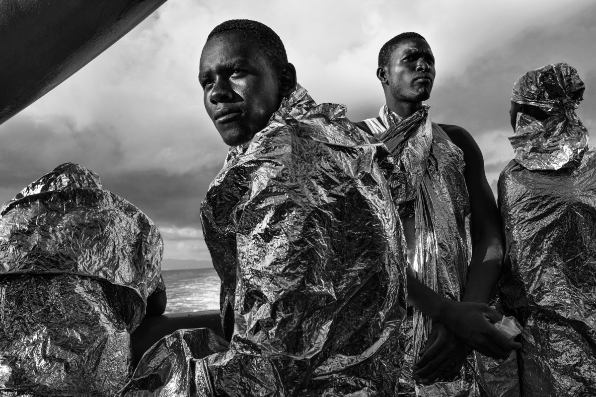 Photo of World Press Photo is today inaugurated at the Museum of Natural History