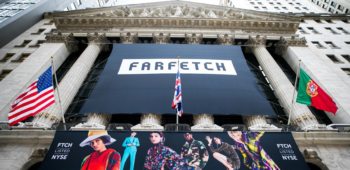 Photo of Farfetch grows 44%