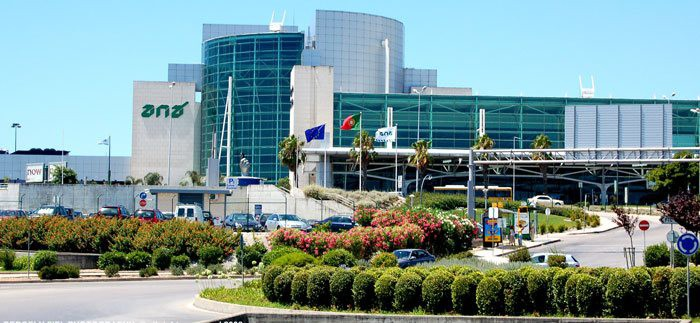 Photo of Airport of the Year is Portuguese