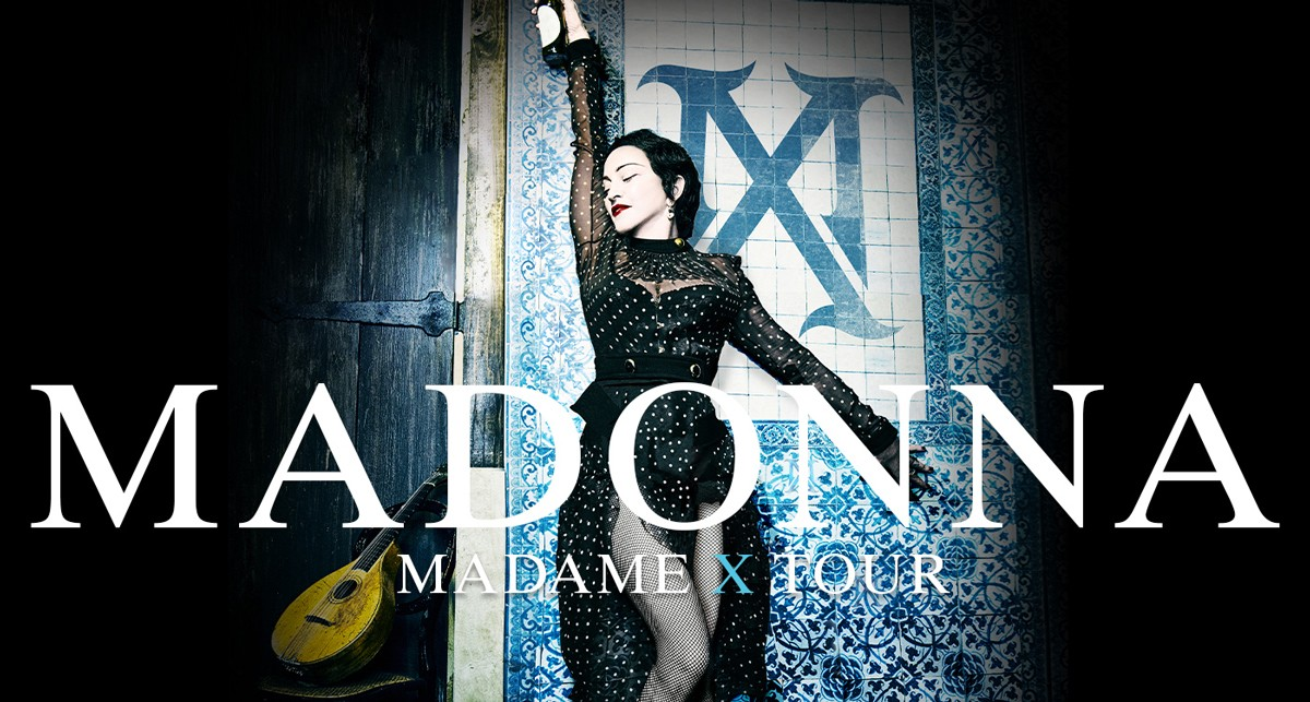 Photo of Another two concerts from Madonna in the Coliseum