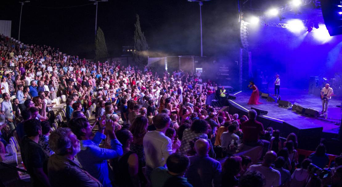 Photo of Mar de Músicas Festival in Cartagena with Portugal as guest country