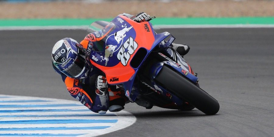 Photo of Miguel Oliveira 15th place but with penalty